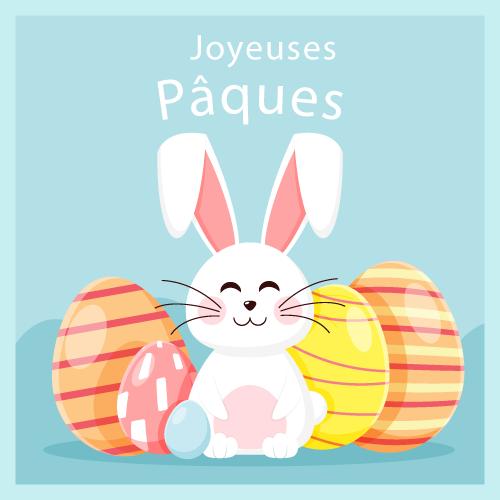 Menu de Pâques 2018