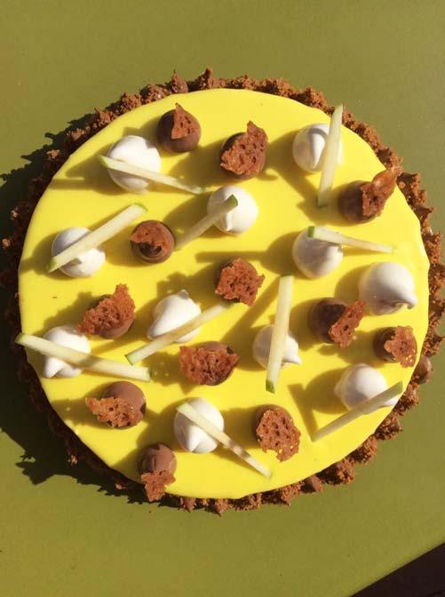 Tarte citron Lou Regalou